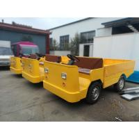 Wholesale Battery Operated Electric Cargo Vehicle With Loading Platform And Foldable Guardrail from china suppliers