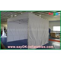 Wholesale Portable Custom Outdoor Silk Screen Printing Advertising Folding Steel Frame Tent from china suppliers