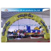 Wholesale Pvc Tarpaulin Inflatable Tire Arch Promotion For Tyre Entrance Arch from china suppliers