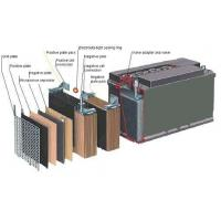 Wholesale DIN70027 12V 200Ah Deep Cycle Battery A Layout STD Terminal 518X273X216 mm from china suppliers