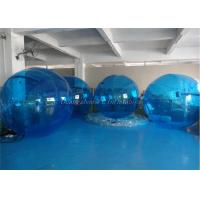 2m Full Color Inflatable Water Walking Ball , Human Water Roller Ball , Water Bubble Ball