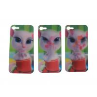 Wholesale Custom Iphone Cases Lenticular Flip With 0.6mm PET Eco - Friendly Material from china suppliers