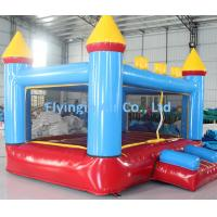China Customized Rocket Bounce Inflatable Jumping house with Blower for Children on sale