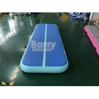 Wholesale Custom Indoor Outdoor Airtight Inflatable Air Track Gymnastics Mat For Gymnastics from china suppliers