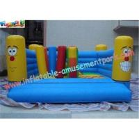 Buy cheap Customized Commercial Bouncy Castles from wholesalers