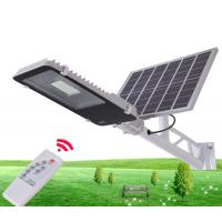 Wholesale Durable Solar Powered LED Street Lights / Solar Street Lamp With Remote Control from china suppliers