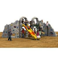 Wholesale Preschool Kids Climbing Mountain With Climbing Holds Rounded Edge from china suppliers