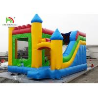 China Customized Kids Inflatable Jumping Castle School Rental 1 Year Warranty on sale