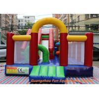 Water Proof and Fire Resistance Plato PVC Tarpaulin Inflatable Bouncy Castle