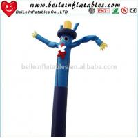 Wholesale Blue omber dress funny ties inflatable sky dancer from china suppliers