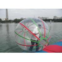 China Funny Large Inflatable Walking Ball Ball Bubble Ball For Adults / Kids on sale