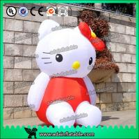 Wholesale 2M Oxford Cloth Event Decoration Inflatable Kitty Cartoon from china suppliers