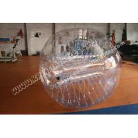 Wholesale Clear PVC Bumper ball,Bubble ball,human zorbing ball from china suppliers