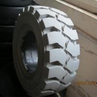 Wholesale Professional 18X7 8 Forklift Tires Solid Resilient Tyres CE ISO9001 Certification from china suppliers