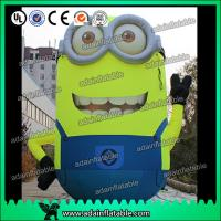 Wholesale 6m Giant Oxford Inflatable Despicable Me Minion Cartoon from china suppliers