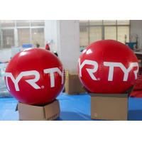 Wholesale Flexible Sphere Inflatable Marker Buoy Logo Printing For Holiday Event from china suppliers