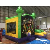 Teenage Mutant Ninja Turtle Inflatable Bouncy Castle For Childrens
