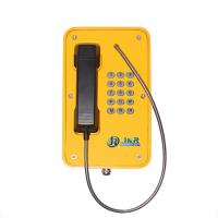 Buy cheap Aluminium Alloy Industrial Weatherproof Telephone Wall Mounting Moisture from wholesalers