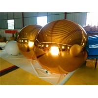 Wholesale Customized Sphere Inflatable Balloons Mirror Ball For Entertainment from china suppliers