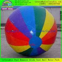 Wholesale New PVC Inflatable Multi-Function Inflatable Water Toys Water Bubble Water Walking Ball from china suppliers