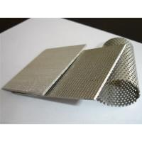 Wholesale High Strength Metal Sintered Wire Metal Mesh Fluidizing Plates Stable Precision from china suppliers