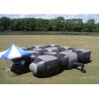 Wholesale PVC Material Mobile Laser Tag Inflatable Laser Maze For  Indoor Or Outdoor from china suppliers