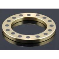 Wholesale Casting Aluminum Bronze Thrust Washer With Solid Lubricant 160 HB from china suppliers