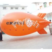 China inflatable airship advertising balloon inflatable on sale