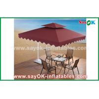 Wholesale 2.5 * 2.5M Advertising Sun Umbrella Beach Garden Patio Umbrella from china suppliers