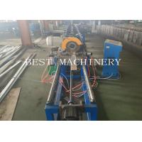 Wholesale Professional High Speed Oval Tube Roll Forming Machine 380v 4.5kw Power from china suppliers