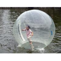 Wholesale 2012 Walk on water ball from china suppliers