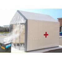 Wholesale Portable Emergency Disinfection Tent / Inflatable Military Channel Tent from china suppliers