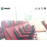 China Simulator Effect 4D Cinema Equipment Customized Outside Model Different Color on sale