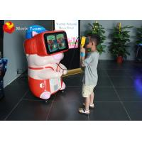China Attractive Outdoor Kids 9d VR Baby Children Coin Operated Game Equipment on sale