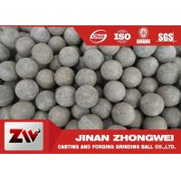 Wholesale Low Broken Rate Sag and AG Mill Grinding Media Balls / Forging Steel Balls from china suppliers