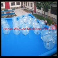 Wholesale fashinable pvc inflatable swimming pool with water ball for sale from china suppliers