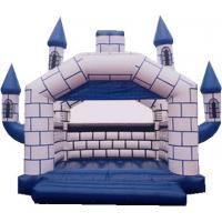 Buy cheap Inflatable bouncer,inflatable obstacle courses, jolly jumper, moonwalker, climb from wholesalers