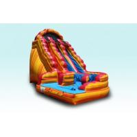Wholesale inflatable wildrapids water slide,Fire and Ice from china suppliers