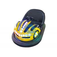 Wholesale Amusement Park Electric Bumper Cars , Battery Operated Bumper Cars For Kids from china suppliers