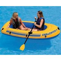 Wholesale PVC Tarpaulin River Rafting Boat  with durable PVC , carriage bag  for pool from china suppliers