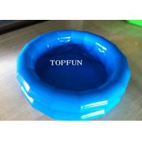 China OEM 2 m Diameter Baby Inflatable Swimming Pool PVC Tarpaulin on sale