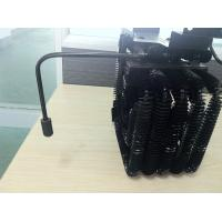 Wholesale Black Wire Tube Freezer Condenser , Coil And Condenser For Refrigerator Part from china suppliers