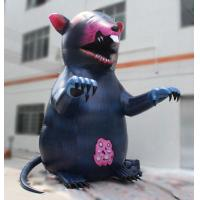 Wholesale 3m Mouse Printing Decorative Inflatable Mouse from china suppliers