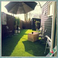 Wholesale Effective Anti - UV Outdoor Artificial Grass For City Or Street Lanscaping from china suppliers