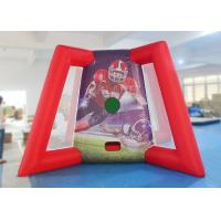 Wholesale Outside Inflatable Carnival Games Combo 4 In 1 For Kids And Adults from china suppliers