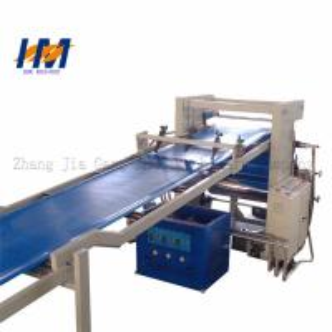 China PVC SPC Flooring Plastic Sheet Extrusion Line Multiple Feed Vacuum Auto Loader on sale