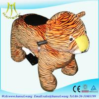 Wholesale Hansel high qulity battery operated plush coing animal riding for children from china suppliers