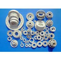 Wholesale ZrO2 Ceramic Bearings , Full Ceramic Bearings , Cage Was Made By PTFE,  GFRPA6 , PEEK, PI, AISI SUS304, SUS316, Cu, etc. from china suppliers