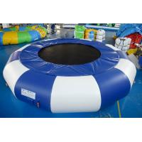 Wholesale PVC Material Inflatable Water Trampoline For Family Use from china suppliers