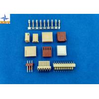 Wholesale Pitch 2.54mm Single Row 02p To 20p Housing PA66 UL94V-0 Wire To Board Connectors from china suppliers